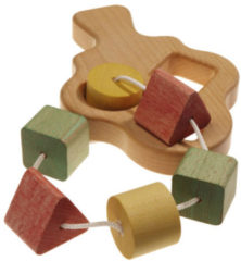 Walter Activity Speelboom Junior 18 X 12 Cm Hout Blank 2-delig