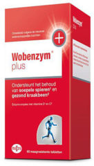 Wobenzym Wobenzym plus 60 Tabletten