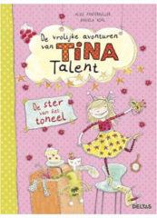 Zuid-Nederlandse Uitgeverij N.V. / Centrale Uitgeverij Deltas De vrolijke avonturen van Tina Talent - De ster van het toneel