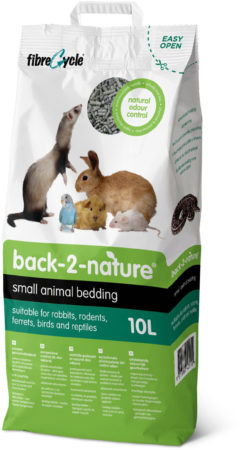Afbeelding van Back-2-Nature Bedding & Litter - Bodembedekking - 10 l