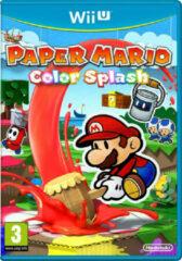 Merkloos / Sans marque Paper Mario: Color Splash - WiiU