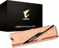 Gigabyte AORUS M.2 500 GB PCI Express 4.0 3D TLC NVMe