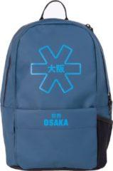 Donkerblauwe Osaka Compact Backpack - Tassen - blauw donker - One size