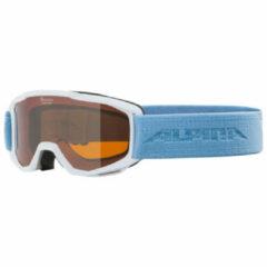 Alpina Piney Junior Skibril - 2020 - Lichtblauw | Categorie 2