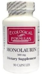 Ecological Form Monolaurine 300 mg 90 Capsules