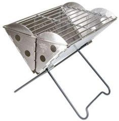 UCO - Grill- und Feuerschale - Drogebrandstofkookstel maat S, metallic