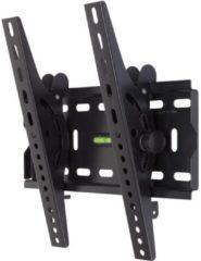 """Zwarte SpeaKa Professional Slim TV-beugel 43,2 cm (17"""") - 94,0 cm (37"""") Kantelbaar"""