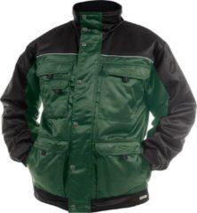 Dassy Tignes beaver winterjas Groen/Zwart maat XL