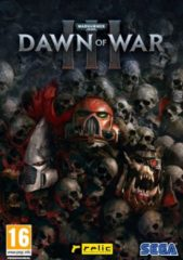 Sega Warhammer 40.000: Dawn of War III PC