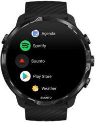 Zwarte Suunto 7 sporthorloge met GPS - Horloges