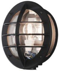 Konstsmide Oden 516-750 Buitenlamp (wand) Energielabel: Afhankelijk van de lamp Spaarlamp, LED E27 60 W Zwart