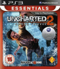 Sony Uncharted 2 Among Thieves (essentials)