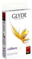 Not specified GLYDE - Glyde Ultra Bosvruchten 10 condooms