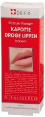 Dr Fix Dr. Fix Kapotte Droge Lippen Balsem - 15 ml - Lippenbalsem
