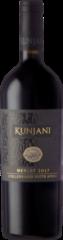 Kunjani Merlot, 2017, Stellenbosch, Zuid-Afrika, Rode wijn
