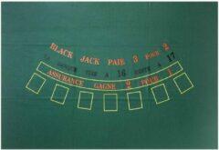 Dal Negro Speelkleed Black Jack 90 X 130 Cm Wol Groen