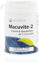 Springfield Macuvite-2 Tabletten 150st