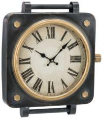 MiaVILLA Wanduhr Watch, in Form einer Armbanduhr