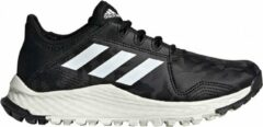 Adidas Hockey Youngstar zwart wit hockeyschoenen kids (G25968)