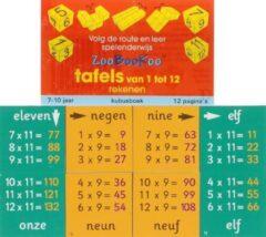 Tafels Van 1 Tot 12 / Rekenen - Zoobookoo