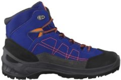 Wanderstiefel Approach GTX MID Junior mit Gore Tex® Futter 350122 Lowa blau/orange
