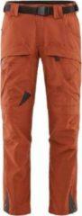 Klättermusen Outdoorbroek Gere 2.0 Heren Polyamide Oranje Maat S