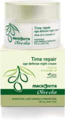 Macrovita Olive-elia Time Repair Nachtcréme