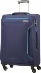 Blauwe Reiskoffer Samsonite AMERICAN TOURISTER 005 HOLIDAY HEAT 5520 UPRIGH