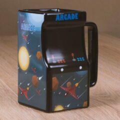 """Blauwe Thumbs Up ThumbsUp! ORB-Tasse """"Arcade Mug"""" met wisselende kleuren"""