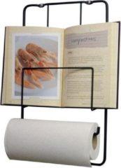 PUHLMANN - frame, kookboek, COOK-BOOK-FRAME, 7 mm staal, zwart
