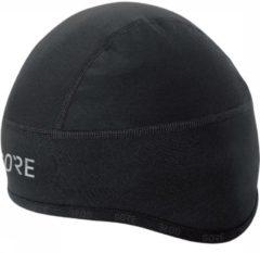 GORE Wear - C3 Gore Windstopper Helmet Cap - Fietsmuts maat 54-58 cm, zwart