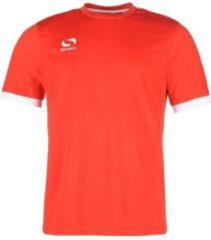 Rode Sondico Voetbalshirt korte mouw - Heren - Red/White - L