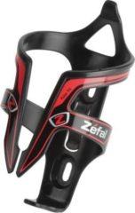 Zefal Zéfal 1750D Trinkflaschenhalter Pulse Fiberglass, schwarz/rot (1 Stück)
