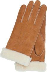 Kessler Ilvy dames handschoen leer – Honing – maat 7