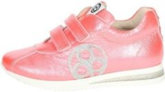 Rode Lage Sneakers Florens E2330