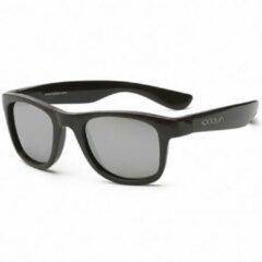 KOOLSUN - Wave - Kinder zonnebril - Black Onyx - 3-10 jaar