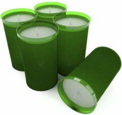Biogreen Bio groen Kaarsen voor Firefly - 5 stuks