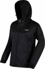 Zwarte Regatta Pack-It II Dames Outdoorjas Maat XXXL