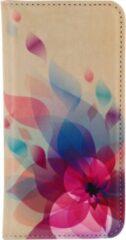 Bruine Mobilize MOB-22034 5.1'' Portemonneehouder Multi kleuren mobiele telefoon behuizingen