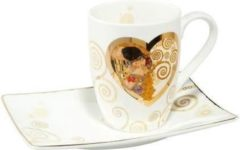 Gustav Klimit Heart Kiss - Artist Mug