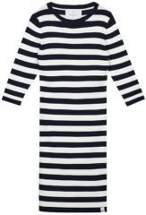 Donkerblauwe NIK & NIK NIK & NIK Jurk Jolie Dress G 7-023