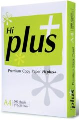 Double a paper printerpapier HI+ KOPIEERPAPIER A4 75G 500V