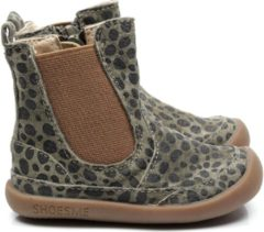 Bruine Shoesme Baby Firststep boots