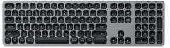 Satechi Aluminium Wireless Keyboard - Spacegrijs