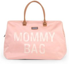 Childwheels Mommy Bag groot roze Childhome