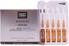Martiderm PLATINUM PHOTO-AGE ampoules 10 x 2 ml