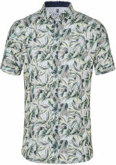 Desoto shirt km casual Groen 43131-3 616
