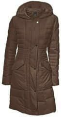 Bruine Donzen mantel