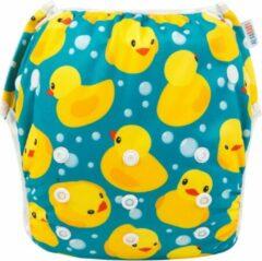 Alva baby Zwemluier groot - badeend | 8 t/m 25 kg | wasbare zwemluier | Kidzstore.eu