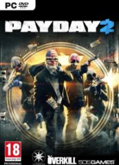 505 Games Payday 2 (DVD-Rom) - Windows